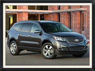 2014-Chevrolet-Traverse-SUV-LS-Front-wheel-Drive-Photo