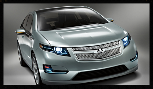 2014 Chevy Volt Electric Car