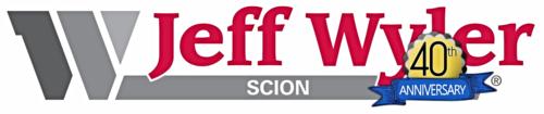 Scion Logo 40th