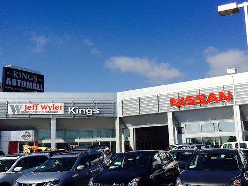 Kings Nissan Facade1